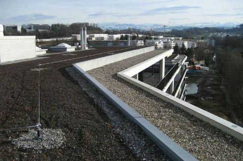 Ligne de vie toiture terrasse